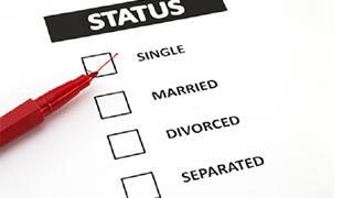 Tình trạng hôn nhân của bạn?