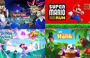 Top 5 game mobile tuyệt hay đáng chơi nhất tuần Tết Nguyên Đán