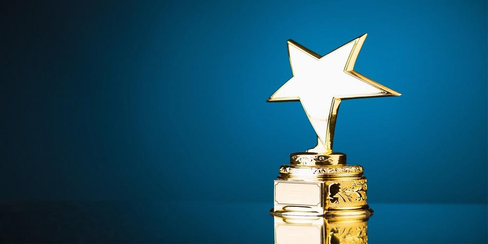 Giải thưởng tháng 1/2018